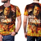 Roman Reigns Mens T-Shirt Tee