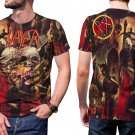 Slayer Reign In Blood Mens T-Shirt Tee