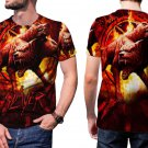 Slayer, Nuclear Blast Usa Mens T-Shirt Tee