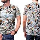 Studio Ghibli Mens T-Shirt Tee