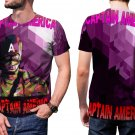 The First Avengers Mens T-Shirt Tee