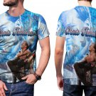 WCW Chris Jericho Mens T-Shirt Tee