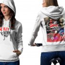 Harley Quinn Suicide Squad White Men's Classic Hoodie