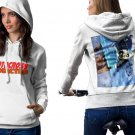 Motocross Addicted Dirt Bike White Men's Classic Hoodie