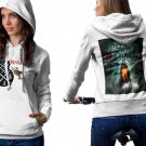 New Bullet For My Valentine White Men's Classic Hoodie