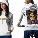 Rest In Peace Kobe Bryant White Men's Classic Hoodie