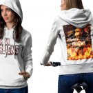 Roman Reigns White Men's Classic Hoodie