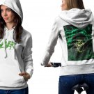 Slayer White Men's Classic Hoodie