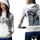 The Walking Dead Season 9 White Men's Classic Hoodie