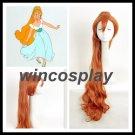The tiny Thumbelina cosplay wig thumbelina cosplay wig Adult wig