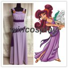 New Megara dress from Hercules cosplay costume Megara cosplay dress Halloween costume