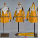 New Fairy Tail Anime Levy McGarden Uniform Cosplay Costume Beautiful Dress