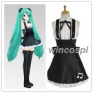 Vocaloid -- Hatsune Miku Cosplay Costume Version 54 - Hatsune Miku Project Diva Lolita Dress Costume