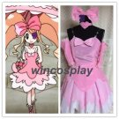 kill la kill nui harime cosplay costume nui harime pink dress halloween female costume