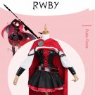 Cosplay RWBY 3 Season Red Dress Cloak Battle Uniform Uwowo Costume Halloween Costume