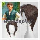Tangled - Rapunzel Flynn cosplay Wig Prince Flynn Cosplay wig Adult size