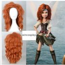 Tinker Bell and the Pirate Fairy Zarina Cosplay Wig princess cosplay wig