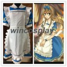 Alice liddell cosplay costume from alice in the country of hearts Alice cosplay costume