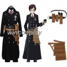 Ao no Blue Exorcist Yukio Okumura Cosplay Costume Full set with accessory