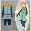 The Seven Deadly Sins Harlequin King Cosplay Costume Unisex