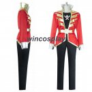 Kaizoku Sentai Gokaiger Gokai Red Cosplay Costume Captain Marvelous cosplay costume