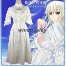 Yosuga no Sora Sora Kasugano Daily Dress Cloth Cosplay Costume