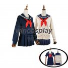 My Hero Academia Himiko Toga JK Uniform Skirts Sweater Sweatshirts Cardigan Cosplay Costumes