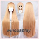 Umaru chan Doma Umaru Synthetic Anime Cosplay Wigs New Sankaku Head Himouto Cosplay wig