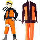 Naruto-Uzumaki Naruto Halloween Cosplay Costume Custom Made