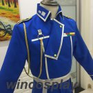 FullMetal Alchemist Cosplay Roy Mustang Uniform Costume Custom made