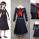 Danganronpa Dangan-ronpa Toko Fukawa Cosplay Costume Toko cosplay dress halloween women costume