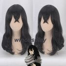 My Hero Academia Boku No Hero Academy Shouta Aizawa Eraser Head Cosplay Wig