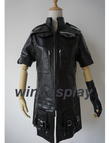 Final Fantasy FF15 XV Noctis Lucis Caelum Noct Cosplay Costume Full Set Jacket