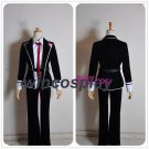 nime Diabolik Lovers Sakamaki Ayato Cosplay Costume School Uniforms Halloween Party Wear Outfit