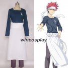 Food Wars Shokugeki no Soma Souma Yukihira Cosplay Costume