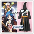 Magi The Labyrinth Of Magic 2 Cosplay Aladdin Black Robe Costume