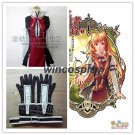 The Rising Of The Shield Hero Raphtalia Costume Cosplay Comic Con Fancy Dress