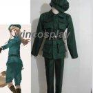 Hungary Cosplay Costume from Axis Powers Hetalia cosplay costume