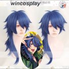 Anime Division Rap Battle Hypnosis MIC Dice Arisugawa Cosplay Wig Costume Party Wigs