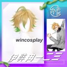 Division Rap Battle Hypnosis MIC Hihumi Izanami Wigs Synthetic Anime Cosplay Hair Wigs