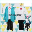 Division Rap Battle Cosplay Costume Hypnosis Mic Amemura Ramuda Uniforms Suits Outfits Full Set