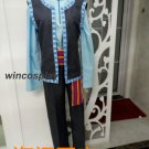 Halloween Frozen Kristoff Cosplay Costume Full Set Role Play Party Handsome Suit