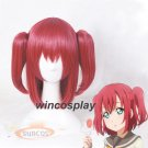 Kurosawa Ruby Cosplay Wig Love Live! Sunshine!! Costume Play Wigs Halloween Costumes Hair