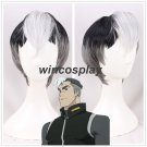 Voltron: Defender of the Universe Shiro Wig Gray Wigs Cosplay Costume Wigs