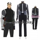 Voltron:Legendary Defender Takashi Shiro Shirogane Cosplay Costume Custom Made