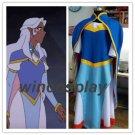 Voltron:Legendary Defender Princess Allura Dress Suit Cosplay Costume Custom Made