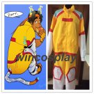 Legendary Defender Hunk  Outfit Cosplay Costume  from Voltron: Defender of the Universe cosplay