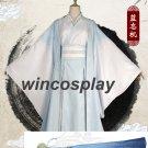 Lan Wangji Cosplay Grandmaster of Demonic Cultivation Cosplay Costume Lan Wangji Adult Ver. Costume