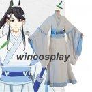 Teenager Ver Lan Sizhui Lan Jingyi cosplay Grandmaster of Demonic Cultivation Cosplay costume