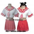Fate/Grand Order Fate Apocrypha Rider Astolfo Cosplay costume JK School Uniform Sailor Suit